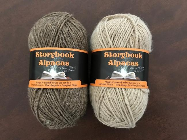 Storybook Alpaca Yarn