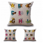 RubeyLiza - ABC - Alphabet 3 Cushion Set