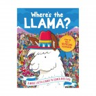 Book -  Where's the Llama - Paul Moran