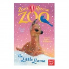 Book -  The Little Llama : Zoe's Rescue Zoo - Amelia Cobb