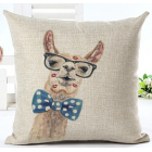 RubeyLiza - Animals - Alpaca With Bowtie & Kisses
