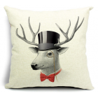 RubeyLiza - Animals -  Deer with Top Hat