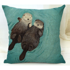 RubeyLiza - Animals -  The Otters