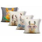 """RubeyLiza"" Alpaca Cushion Cover Range"