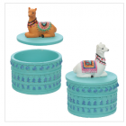 Alpaca - Trinket Box - Choice of 2 Colours