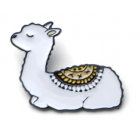 Alpaca Lapel Pin - Cushing