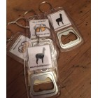 ALPACA - Bottle Openers - 4 Designs