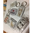 ALPACA - Keyrings - Heaps of Designs