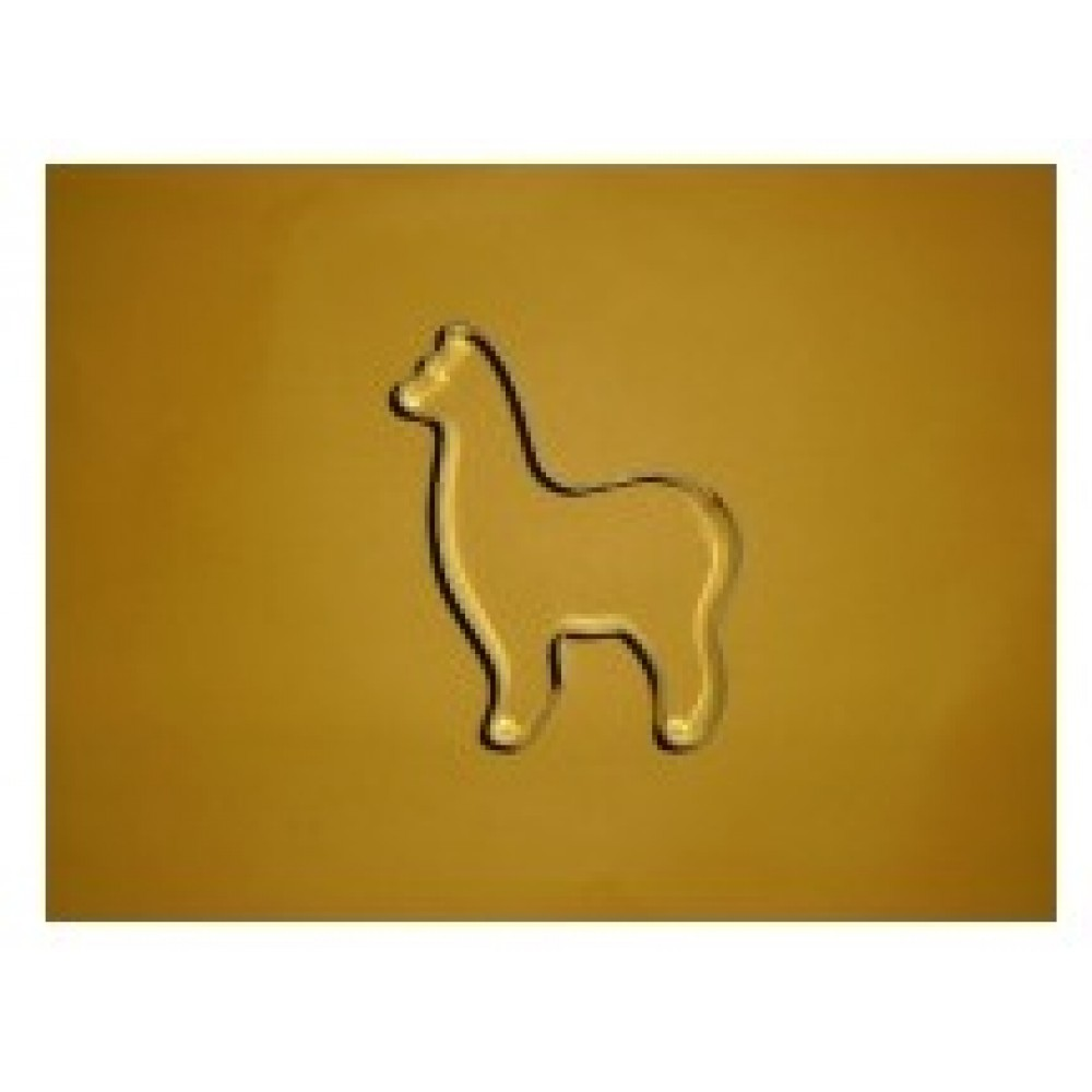 Alpaca Biscuit Cookie Cutter