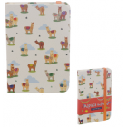 "Hardback Lined Notebook - ""Alpaca the Herd"""