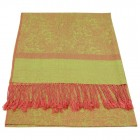 Sassy Duck - Shawls Jacquard - Pink LIme