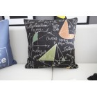 RubeyLiza Back to School - Maths Formula Black