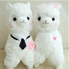Wedding Alpacas - White Wedding - The Bridal Party