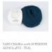 "100% Superfine Alpaca ""Chaska Teal"" 4 ply"